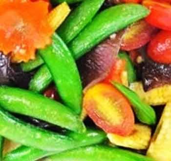 สูตรและวิธีการทำผัดผักรวมมิตร ส่วนผสมผัดผักรวมมิตร