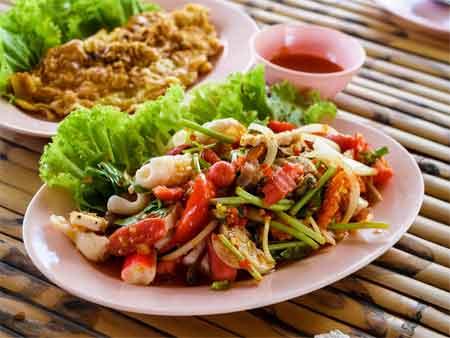 เกี่ยวกับอาหารไทย ตำรับอาหารไทย สูตรอาหารไทย ประวัติเมนูอาหารไทย รสชาติอาหารไทย